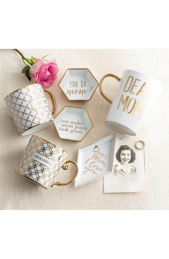 Dear mom I love you Coffee Mug
